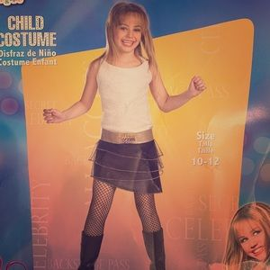 Halloween Hannah Montana costume